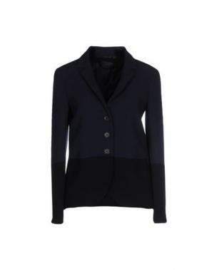 Пиджак OTTOD'AME. Цвет: темно-синий