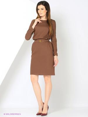 Платье Guava Brown Katya Erokhina