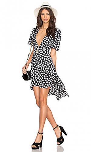 Платье colby Privacy Please. Цвет: черный