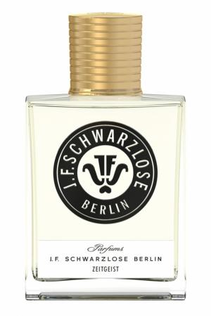 Парфюмерная вода Zeitgeist «Дух времени» 50ml J.F. Schwarzlose Berlin. Цвет: без цвета