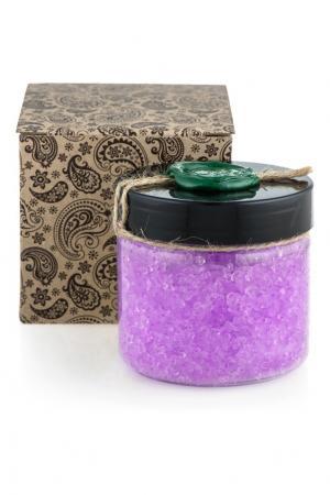 Соль для ванны лаванда, 250 g Huilargan. Цвет: multicolor