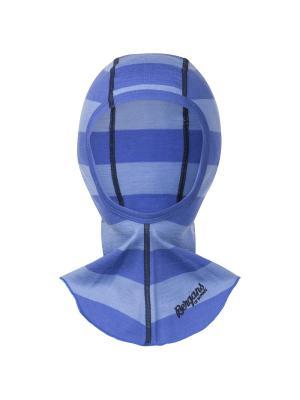 Балаклава Bergans. Цвет: синий, голубой