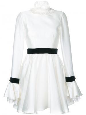 Платье Alchemy Macgraw. Цвет: белый