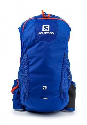 Рюкзак Salomon. Цвет: синий