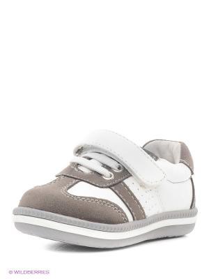 Ботинки San Marko. Цвет: белый