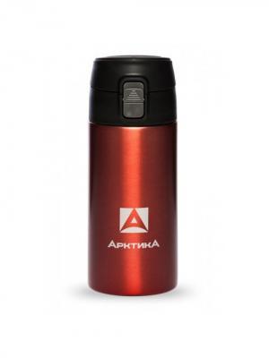 Термос карманный питьевой, цветной, 500мл, Арктика. Цвет: красный