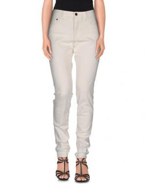 Джинсовые брюки PROENZA SCHOULER. Цвет: белый