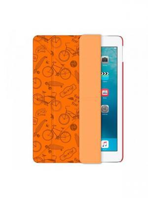 Чехол для iPad Air 2 Deppa. Цвет: оранжевый