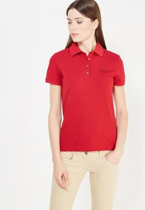 Поло Armani Exchange. Цвет: красный