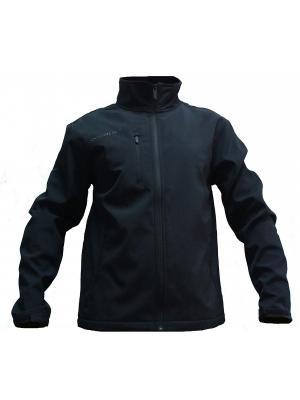 Куртка TEAM SOFTSHELL Bauer. Цвет: черный