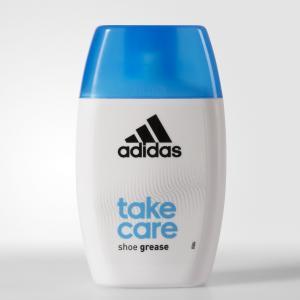 Крем-гель для ухода за обувью Take Care  Performance adidas. Цвет: белый
