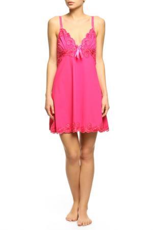 Сорочка Gorsenia. Цвет: розовый