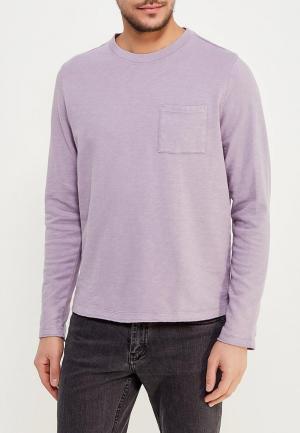 Свитшот Gap. Цвет: фиолетовый