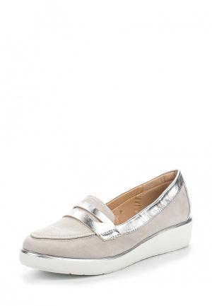 Туфли Tom & Eva. Цвет: серый