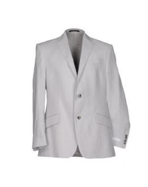 Пиджак RICHARD JAMES. Цвет: светло-серый
