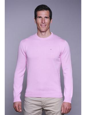 Пуловер Eden Park. Цвет: розовый