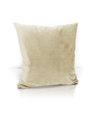Декоративная подушка Solemare Kauffort. Цвет: светло-бежевый