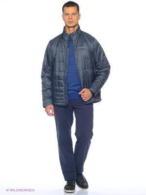 Куртка Columbia. Цвет: серый