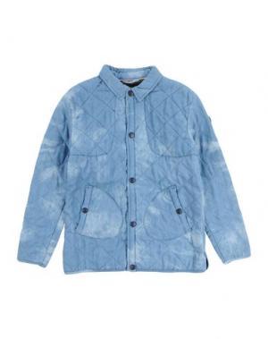 Куртка KILT HERITAGE. Цвет: грифельно-синий
