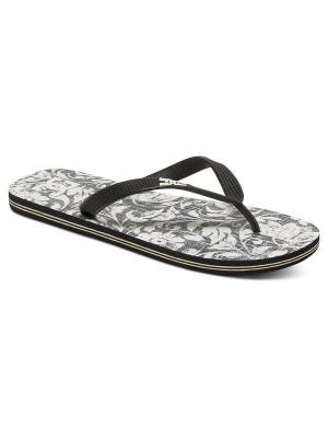 Шлепанцы DC Shoes. Цвет: серый