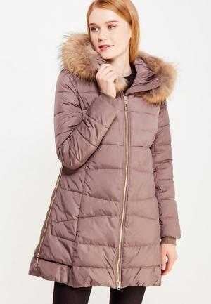 Куртка утепленная Savage. Цвет: коричневый