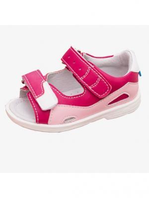 Обувь ортопедическая малосложная ALBENGA, арт. 7.52.2 ORTMANN. Цвет: малиновый