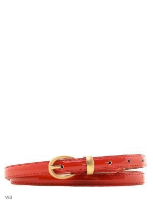 Ремень Pur. Цвет: красный
