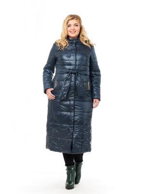Пальто Best&Best. Цвет: синий