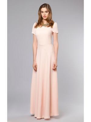 Платье Vittoria Vicci. Цвет: персиковый