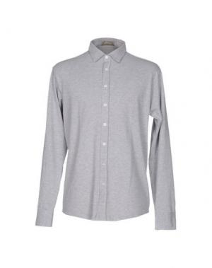 Pубашка MAESTRAMI. Цвет: серый