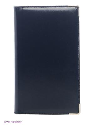Телефонная книга Imperium Bruno Visconti. Цвет: синий