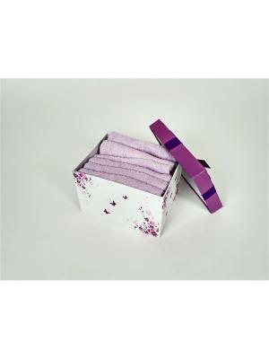 Полотенце кухонное Seta. Цвет: розовый