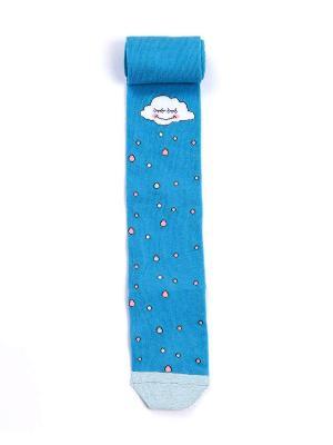Колготки Mark Formelle. Цвет: синий, бирюзовый, голубой