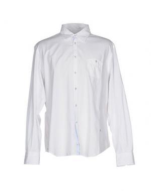 Pубашка BROOKSFIELD ROYAL BLUE. Цвет: белый