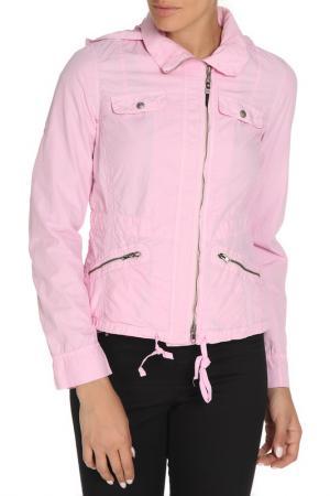 Ветровка CNC Costume National C'N'C. Цвет: розовый