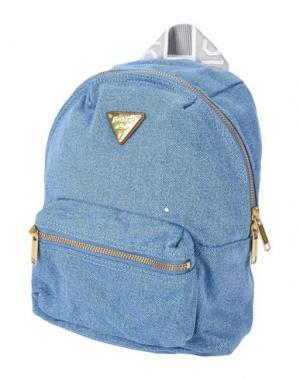 Рюкзаки и сумки на пояс JOYRICH. Цвет: синий