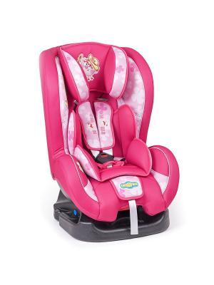 Кресло, Sm/Dk-200 Nyusha Смешарики. Цвет: розовый