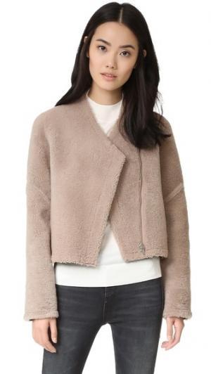 Двусторонняя куртка Bit VEDA. Цвет: серый