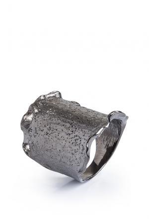 Кольцо 170416 Magie Preziose. Цвет: серый