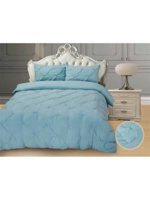 Комплекты постельного белья, Ферреро, 1.5 спасльный KAZANOV.A.. Цвет: синий