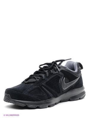 Кроссовки T-LITE XI NBK Nike. Цвет: черный