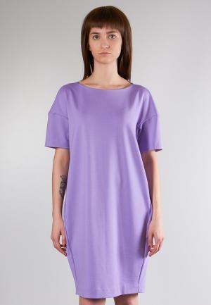 Платье Marina Rimer. Цвет: фиолетовый