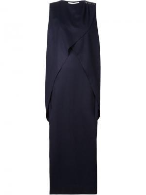Платья Audra. Цвет: синий