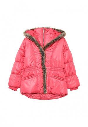 Куртка утепленная Z Generation. Цвет: розовый