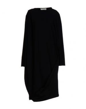 Платье до колена UN-NAMABLE. Цвет: черный