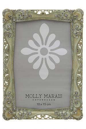 Фоторамка 10x15 Molly Marais. Цвет: коричневый