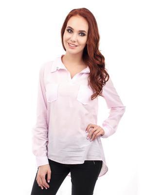 Рубашка Little Secret. Цвет: розовый