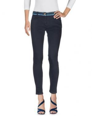 Джинсовые брюки COAST WEBER & AHAUS. Цвет: темно-синий