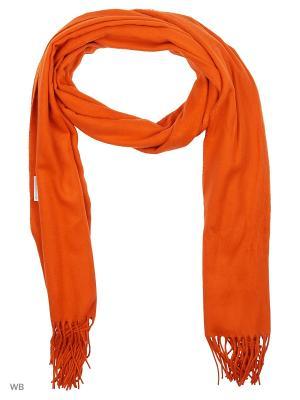 Шарф FRAAS. Цвет: оранжевый
