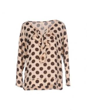 Блузка SOUVENIR. Цвет: светло-розовый